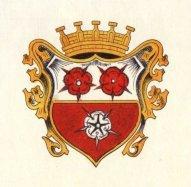 Wappen der stadt moosburg