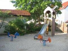 Grossansicht in neuem Fenster: Kinderspielplatz Mühlbachbogen