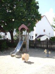 Grossansicht in neuem Fenster: Kinderspielplatz Mühlbachbogen 3