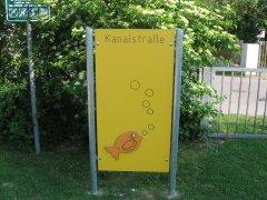 Grossansicht in neuem Fenster: Kinderspielplatz Kanalstraße
