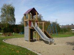 Grossansicht in neuem Fenster: Kinderspielplatz Westerberg