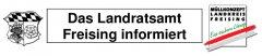 Das Landratsamt Freising informiert