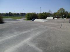 Grossansicht in neuem Fenster: Skateboardbahn Bonau - Bild 2