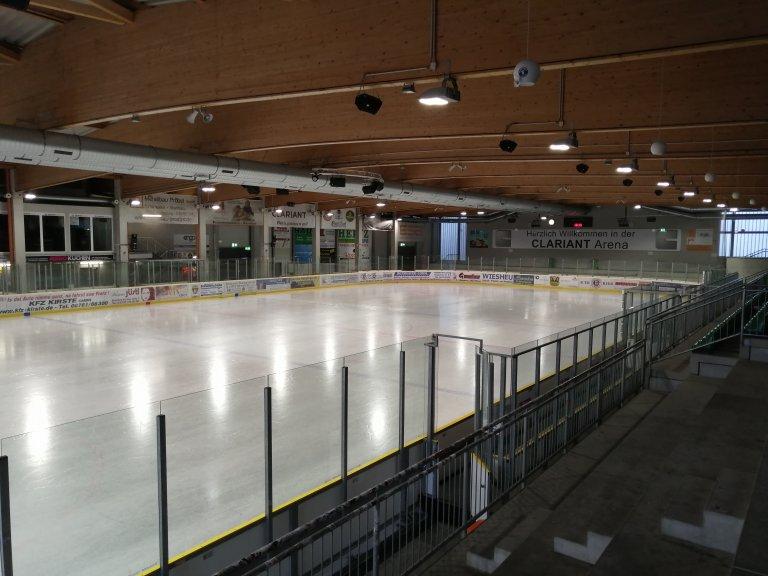 Grossansicht in neuem Fenster: Eisstadion Innenansicht II 2020
