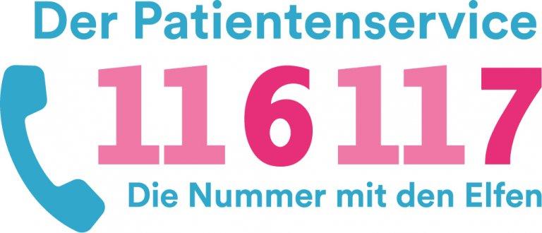 Ärztlicher Bereitschaftsdienst 116 117