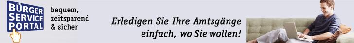 Bürgerserviceportal quer
